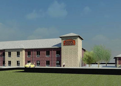 Windgate Extended Stay Suites, Sayer, OK